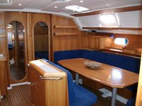 thumbnail-3 Dufour Yachts 51.0 feet, boat for rent in Ionian Islands, GR