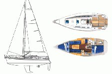thumbnail-11 Elan Marine 32.0 feet, boat for rent in Zadar region, HR