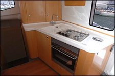 thumbnail-3 Fountaine Pajot 36.0 feet, boat for rent in Le Marin, MQ