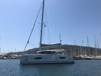 thumbnail-8 Fountaine Pajot 38.0 feet, boat for rent in Aegean, TR
