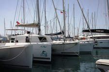 thumbnail-4 Fountaine Pajot 38.0 feet, boat for rent in Aegean, TR