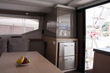 thumbnail-9 Fountaine Pajot 38.0 feet, boat for rent in Aegean, TR