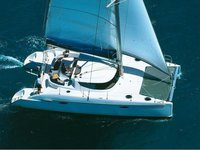 thumbnail-1 Fountaine Pajot 38.0 feet, boat for rent in Split region, HR
