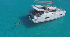 thumbnail-12 Fountaine Pajot 38.0 feet, boat for rent in Split region, HR