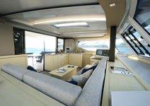 thumbnail-2 Fountaine Pajot 38.0 feet, boat for rent in Split region, HR