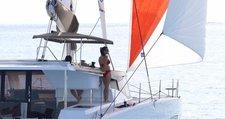 thumbnail-10 Fountaine Pajot 38.0 feet, boat for rent in Split region, HR