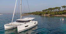 thumbnail-16 Fountaine Pajot 38.0 feet, boat for rent in Split region, HR