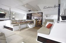 thumbnail-7 Fountaine Pajot 38.0 feet, boat for rent in Zadar region, HR