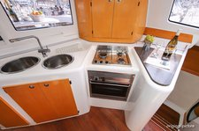 thumbnail-3 Fountaine Pajot 39.0 feet, boat for rent in Istra, HR