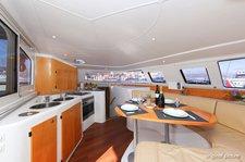 thumbnail-5 Fountaine Pajot 39.0 feet, boat for rent in Split region, HR