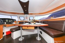 thumbnail-10 Fountaine Pajot 39.0 feet, boat for rent in Zadar region, HR