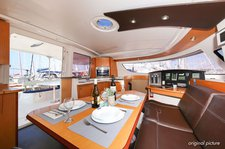 thumbnail-42 Fountaine Pajot 39.0 feet, boat for rent in Zadar region, HR