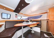 thumbnail-38 Fountaine Pajot 39.0 feet, boat for rent in Zadar region, HR