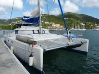 thumbnail-1 Fountaine Pajot 42.0 feet, boat for rent in Ionian Islands, GR