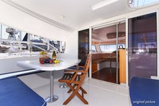 thumbnail-26 Fountaine Pajot 42.0 feet, boat for rent in Split region, HR