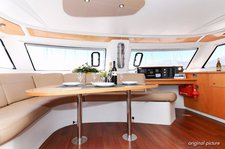 thumbnail-2 Fountaine Pajot 42.0 feet, boat for rent in Split region, HR