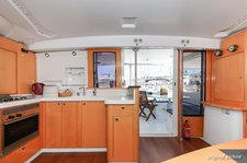 thumbnail-17 Fountaine Pajot 42.0 feet, boat for rent in Split region, HR