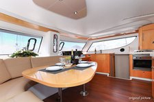 thumbnail-23 Fountaine Pajot 42.0 feet, boat for rent in Split region, HR