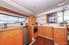 thumbnail-9 Fountaine Pajot 42.0 feet, boat for rent in Split region, HR