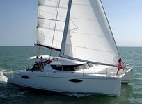 thumbnail-1 Fountaine Pajot 42.0 feet, boat for rent in Zadar region, HR