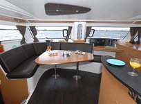 thumbnail-9 Fountaine Pajot 42.0 feet, boat for rent in Zadar region, HR