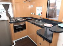 thumbnail-8 Fountaine Pajot 42.0 feet, boat for rent in Zadar region, HR