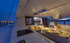 thumbnail-3 Fountaine Pajot 43.5 feet, boat for rent in Abaco, BS