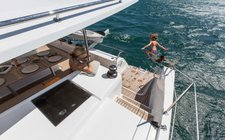 thumbnail-8 Fountaine Pajot 43.5 feet, boat for rent in Abaco, BS