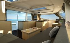 thumbnail-6 Fountaine Pajot 43.5 feet, boat for rent in Abaco, BS