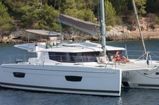 Charter a 43.5' Fountaine Pajot Helia in Guadeloupe