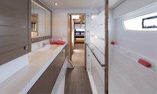 thumbnail-5 Fountaine Pajot 45.0 feet, boat for rent in Šibenik region, HR