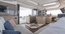 thumbnail-10 Fountaine Pajot 45.0 feet, boat for rent in Split region, HR