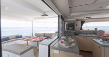 thumbnail-6 Fountaine Pajot 45.0 feet, boat for rent in Split region, HR