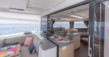 thumbnail-17 Fountaine Pajot 45.0 feet, boat for rent in Split region, HR