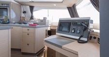 thumbnail-3 Fountaine Pajot 45.0 feet, boat for rent in Split region, HR
