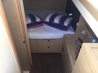 thumbnail-11 Fountaine Pajot 45.0 feet, boat for rent in Split region, HR