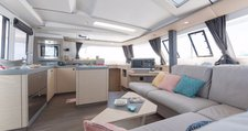 thumbnail-3 Fountaine Pajot 45.0 feet, boat for rent in Split region, HR