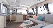 thumbnail-7 Fountaine Pajot 45.0 feet, boat for rent in Split region, HR