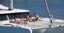 thumbnail-9 Fountaine Pajot 45.0 feet, boat for rent in Split region, HR
