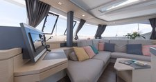thumbnail-16 Fountaine Pajot 45.0 feet, boat for rent in Split region, HR