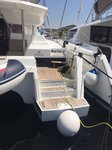 thumbnail-5 Fountaine Pajot 45.0 feet, boat for rent in Split region, HR