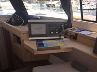 thumbnail-6 Fountaine Pajot 45.0 feet, boat for rent in Split region, HR
