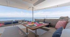 thumbnail-15 Fountaine Pajot 45.0 feet, boat for rent in Split region, HR