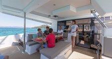 thumbnail-16 Fountaine Pajot 45.0 feet, boat for rent in Split region, HR
