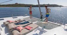 thumbnail-11 Fountaine Pajot 45.0 feet, boat for rent in Split region, HR