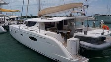 Set sail in Bas du Fort, Guadeloupe onboard Fountaine Pajot Salina 48 Evolutio