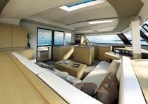 thumbnail-6 Fountaine Pajot 49.0 feet, boat for rent in Split region, HR