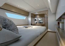 thumbnail-8 Fountaine Pajot 49.0 feet, boat for rent in Split region, HR