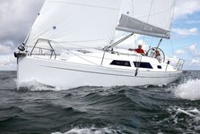 thumbnail-6 Hanse Yachts 31.0 feet, boat for rent in Dubrovnik region, HR