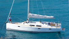 thumbnail-7 Hanse Yachts 40.0 feet, boat for rent in Zadar region, HR